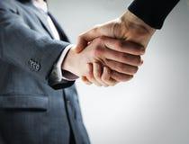 Shaking hands. Stock Photo
