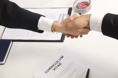 Free Shaking Hands Stock Photography - 32057412