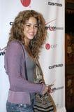 Shakira sul tappeto rosso. Fotografia Stock
