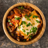 Shakshuka Photo stock