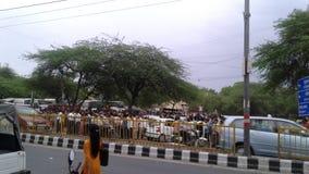 Shaktipith de Katyayni Imagen de archivo