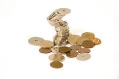 Shaky economy. Stock Image
