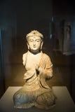 Shakya Mani Buddha Arkivfoton