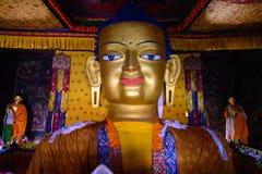 Shakyamuni buddha statue Stock Image