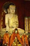 Shakyamuni buddha statue Stock Photography