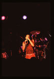 Shalamar Band playing live in UK in late 1970s early 1980s Stock Photo