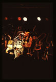 Shalamar Band playing live in UK in late 1970s early 1980s Stock Image