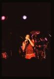 Shalamarband spelen levend in het UK in recente jaren '70 de vroege jaren '80 Stock Foto