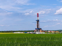 Shale gas Royalty Free Stock Photography