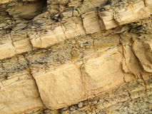 Shale rock texture Royalty Free Stock Image