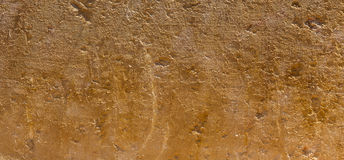 Shale Smooth Texture Earth. Panorama of texture or background vertical Court of clay with cracks royalty free stock photos