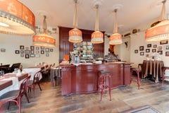 Shaliapin restauracja Zdjęcia Stock