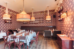 Shaliapin restauracja Fotografia Royalty Free