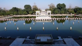 Shalimar Gardens Stock Photo