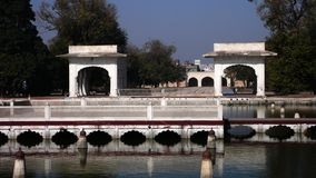 Shalimar Gardens stock photography