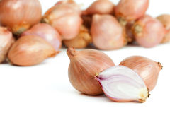 Shallot Royalty Free Stock Photos
