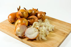Shallots Royalty Free Stock Image
