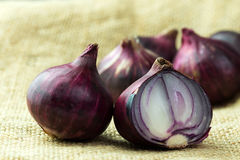 Shallots Royalty Free Stock Images