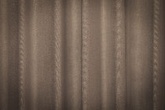 Shallow of Depth on  Wave Luxury Curtain Cloth Fabric Vignette Wa Stock Images