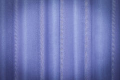 Shallow  of Depth on Wave Luxury Curtain Cloth Fabric Vignette Wa Royalty Free Stock Photography