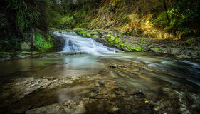 Shallow Falls (2) Royalty Free Stock Image