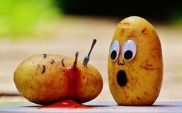 Shallow Focus Photography of Potato Stock Photos