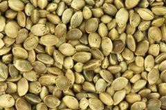 Shallow hemp seed to feed birds  background Stock Photo