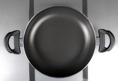 Shallow pot cuisine Stock Photo