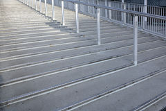 Shallow steps Royalty Free Stock Photo