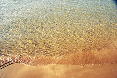 Shallow waters Royalty Free Stock Images