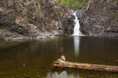 The Shallows Waterfall Stock Images