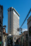 Shalom Meir Tower in Tel Aviv Royalty Free Stock Photos