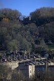 Sham Castle in Bath Stock Image