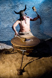 Shaman Foto de Stock Royalty Free