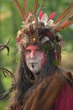 Shaman Royalty Free Stock Photography