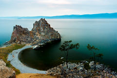 Shamanka-βράχος στοκ εικόνες με δικαίωμα ελεύθερης χρήσης