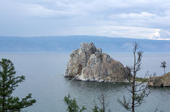 Shamanka Rock Stock Image