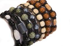 Shamballa bracelet Stock Photography
