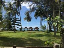 The shambhala Khaolak resort, Phangnga thailand Royalty Free Stock Photography