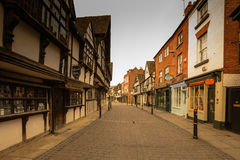 The Shambles in Worcester Royalty Free Stock Images