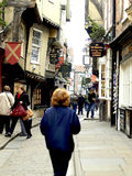 The Shambles, York. Stock Photos