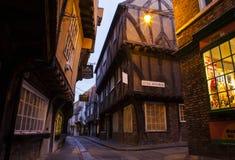 The Shambles in York Stock Photos