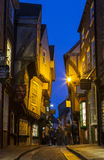 The Shambles in York Stock Image