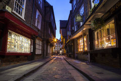 The Shambles in York Stock Images