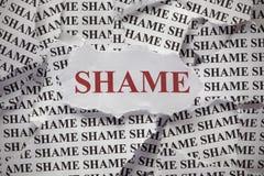 Shame Stock Images