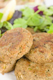 Shami Kebab Royalty Free Stock Photo