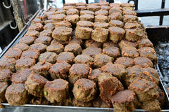 Shami kebab Stock Photo