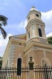 Shamiankerk royalty-vrije stock foto's
