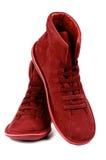 Shammy Boots Royalty Free Stock Image