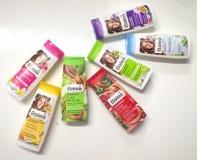 shampoo royalty-vrije stock afbeeldingen